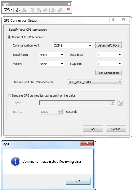 how to open gdb file in arcgis