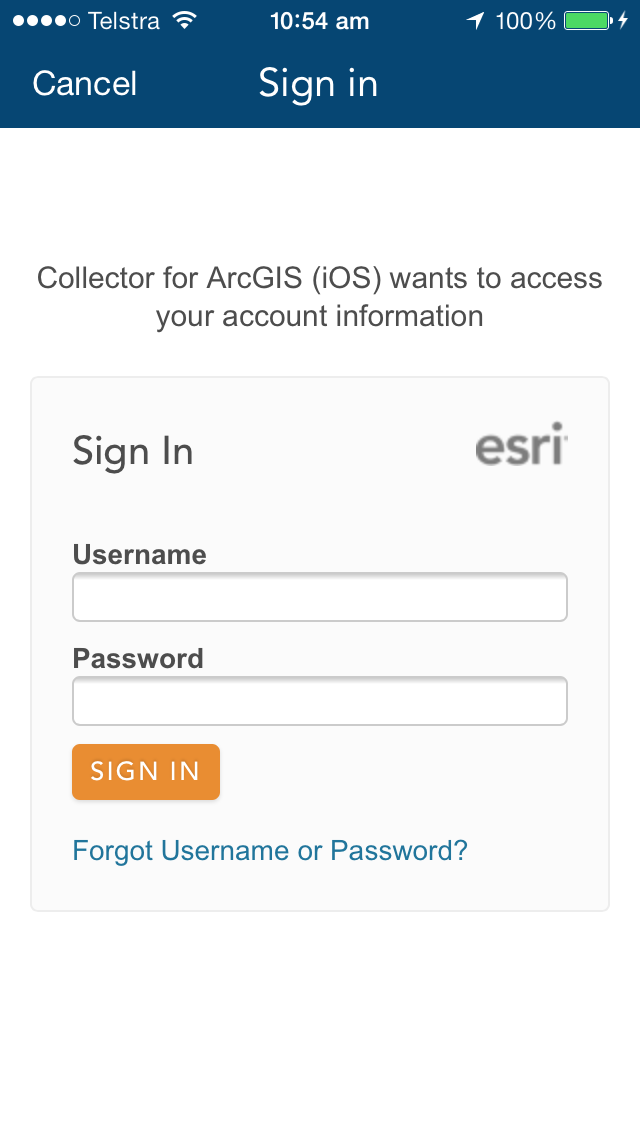 Christmas with Collector for ArcGIS: An In Field test  Part