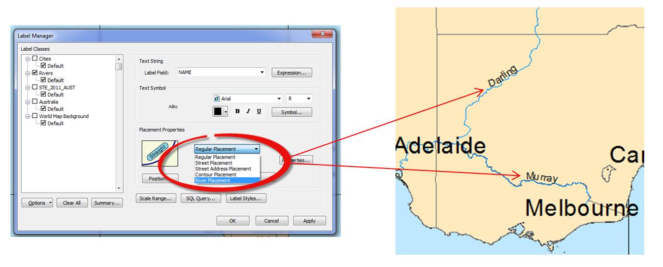 Let's Talk About Labels   Esri Australia Technical Blog