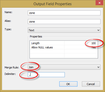 Spatial Join's hidden trick or how to transfer attribute