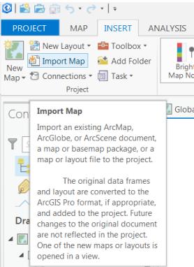 Import Map