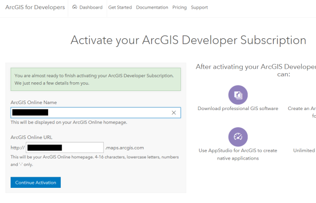 How To: Set Up an ArcGIS Developer Subscription (ADS) | Esri
